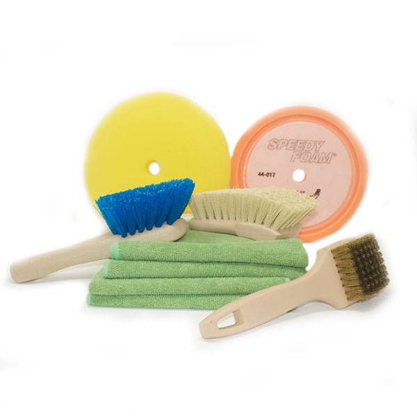 Brushes, Applicators, and Detail Accessories