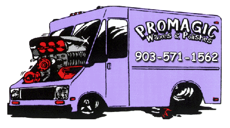 promagic Car cleaning products