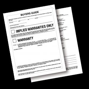 buyer's guide _implied_