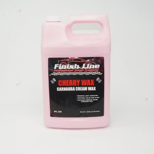 finish line cherry wax