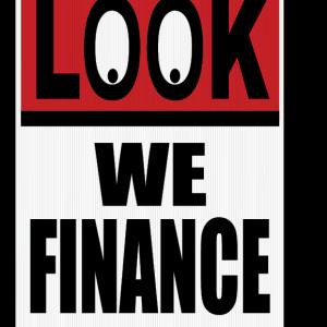look we finance sign