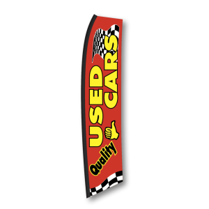 quality used cars swooper flag